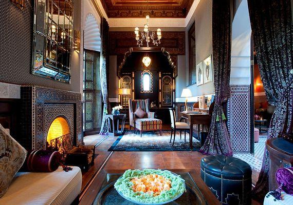 Risultati immagini per La Royal Mansour Marrakech in Marocco foto
